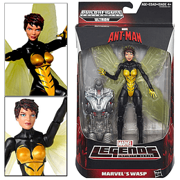 Wasp Ultron BAF Marvel Legends 6""