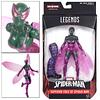 Beetle Absorbing Man Series Marvel Legends 6