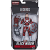 Red Guardian Black Widow Crimson Dynamo BAF Marvel Legends 6