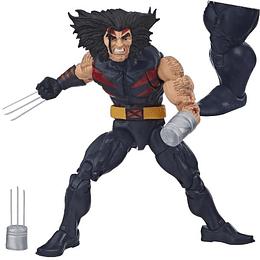 """Weapon X Sugar Man BAF Marvel Legends 6"""""""