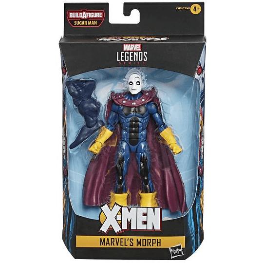 Morph Sugar Man BAF Marvel Legends 6