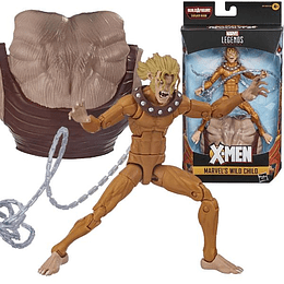"Wild Child Sugar Man BAF Marvel Legends 6"""