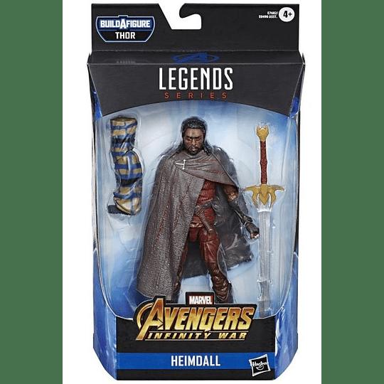 Heimdall Thor Series Marvel Legends 6