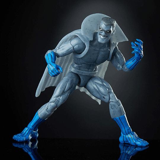 Grey Gargoyle Kree Sentry BAF Marvel Legends 6