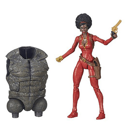 Misty Knight Rhino Series Marvel Legends 6""