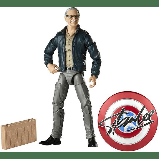 Stan Lee Marvel Legends 6