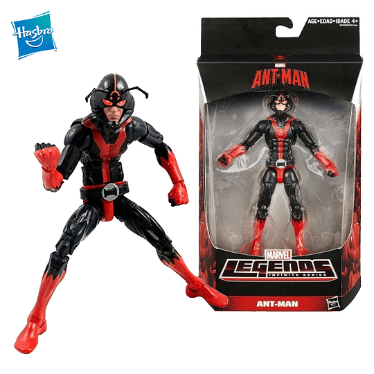 Ant-Man [Walgreens Exclusive] Marvel Legends 6''