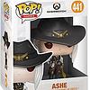 [Caja Con Desgaste] Overwatch Ashe Pop! #441
