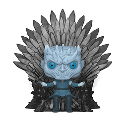 Game Of Thrones Night King On Throne Deluxe Pop! #72