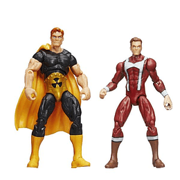 "Supreme Powers Comic Pack 3,75"" Marvel Legends"