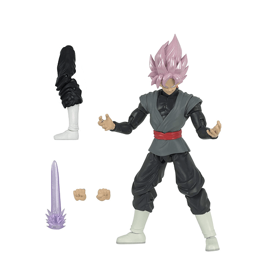 Super Saiyan Rose Goku Black Dragon Ball Super Dragon Stars