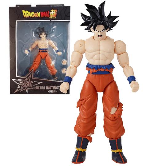 Ultra Instinct Sign- Goku Dragon Ball Super Dragon Stars