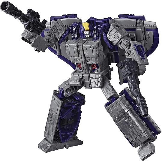 Astrotrain Leader Class Siege WFC Transformers