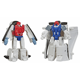 Astro Patrol Micromasters Class Earthrise WFC Transformers