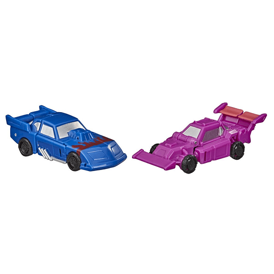 Roller Force & Ground Hog Micromasters Class Earthrise WFC Transformers