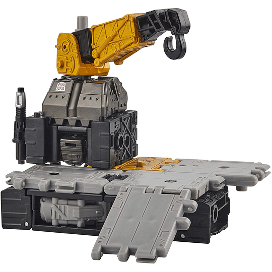 Ironworks Deluxe Class Earthrise WFC Transformers
