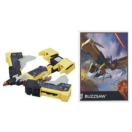 Buzzsaw Legends Class Combiner Wars Transformers