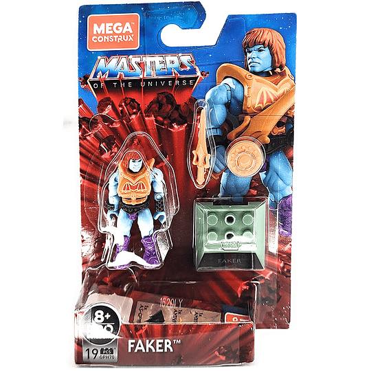 Faker MOTU Heroes Mega Construx