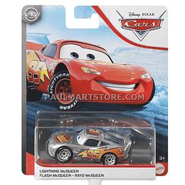 Lightning McQueen [Silver]