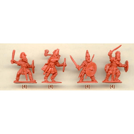 Dacian Heavy Infantry M021 (Retooling) 1:72