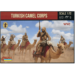 Turkish Camel Corps Set 167 1:72