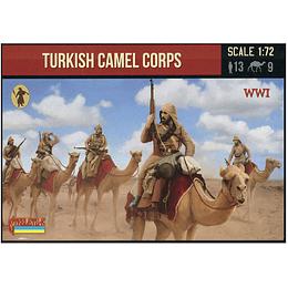 Turkish Camel Corps Set 167 1:72