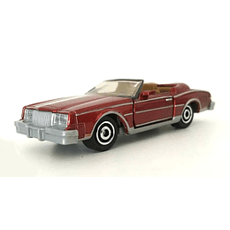 83 Buick Riviera Convertible Moving Parts Matchbox 1:64