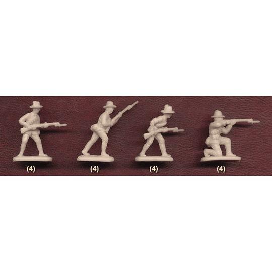 Australian Dismounted Camel Corps Set M131 1:72
