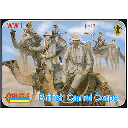 British Camel Corps Set 165 1:72