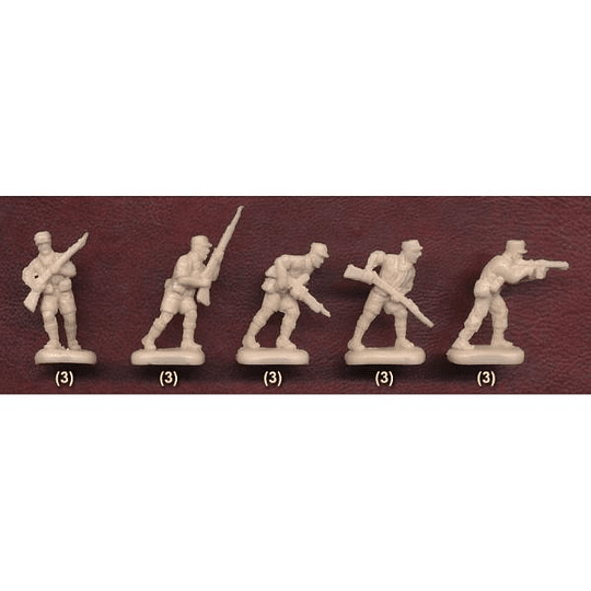 French Foreign Legion WWII 187 1:72