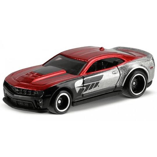12 Camaro ZL1 Concept Forza Retro Entertainment Hot Wheels