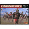 Spartacus Army Before Battle M110 1:72