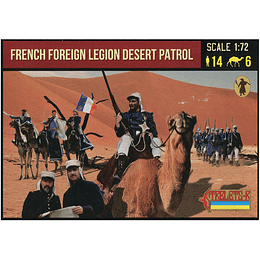 French Foreign Legion Desert Patrol 192 1:72