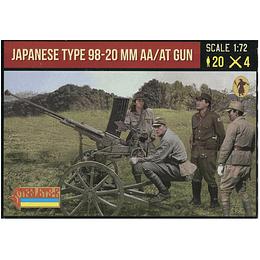 Japanese Type 98 20mm AA/AT Gun 226 1:72