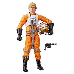 Luke Skywalker (X-Wing Pilot) W9 TVC 3,75""