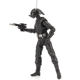 Death Star Gunner [Rogue One] W7 TVC 3,75""