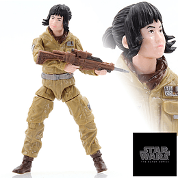 Rose Tico [Exclusive] The Black Series 3,75""