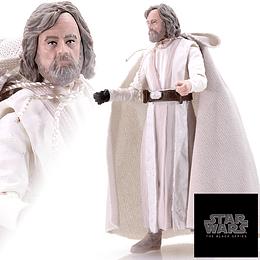 "Luke Skywalker Jedi Master [Exclusive] The Black Series 3,75"""