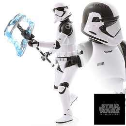 First Order Stormtrooper Executioner [Exclusive] The Black Series 3,75""