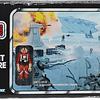 Hoth Ice Planet Adventure Game With Exclusive Luke Skywalker (Snowspeeder) Figure Retro Collection 3,75