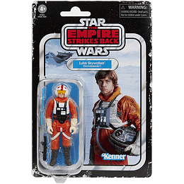 Hoth Ice Planet Adventure Game With Exclusive Luke Skywalker (Snowspeeder) Figure Retro Collection 3,75""