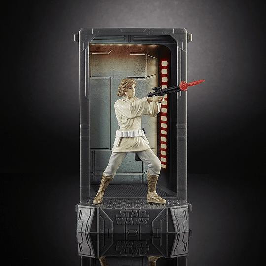 Luke Skywalker Titanium 40th Anniversary 3,75