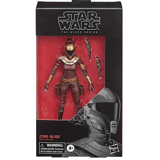 Zorii Bliss The Black Series 6