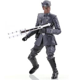 """Finn First Order Disguise TLJ The Black Series 6"""""""