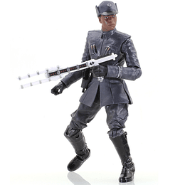 Finn First Order Disguise TLJ The Black Series 6""