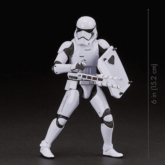 First Order Stormtrooper W22 The Black Series 6