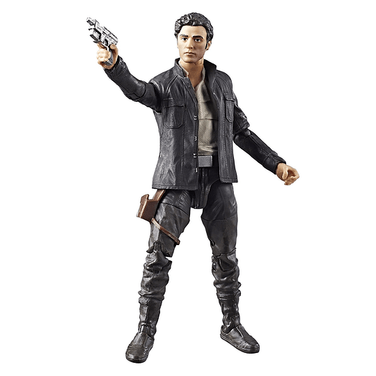 Captain Poe Dameron TLJ The Black Series 6