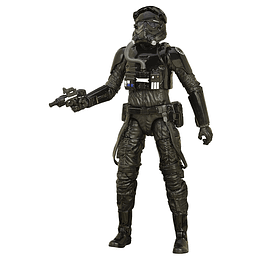 """First Order TIE Fighter Pilot TFA The Black Series 6"""""""