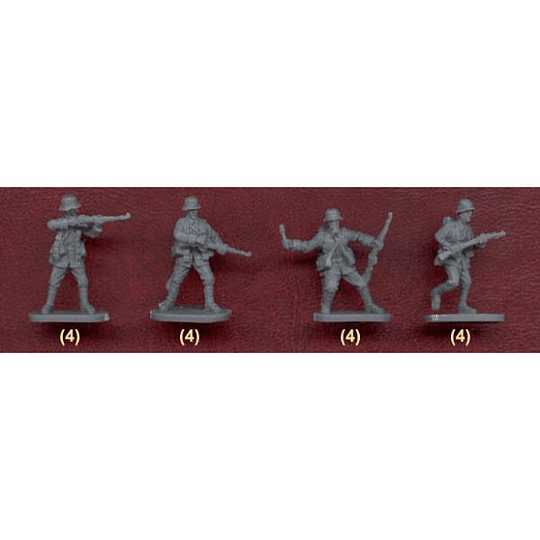 WWI German Army 035 1:72