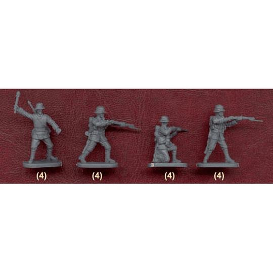 WWI German Army 035 1:72